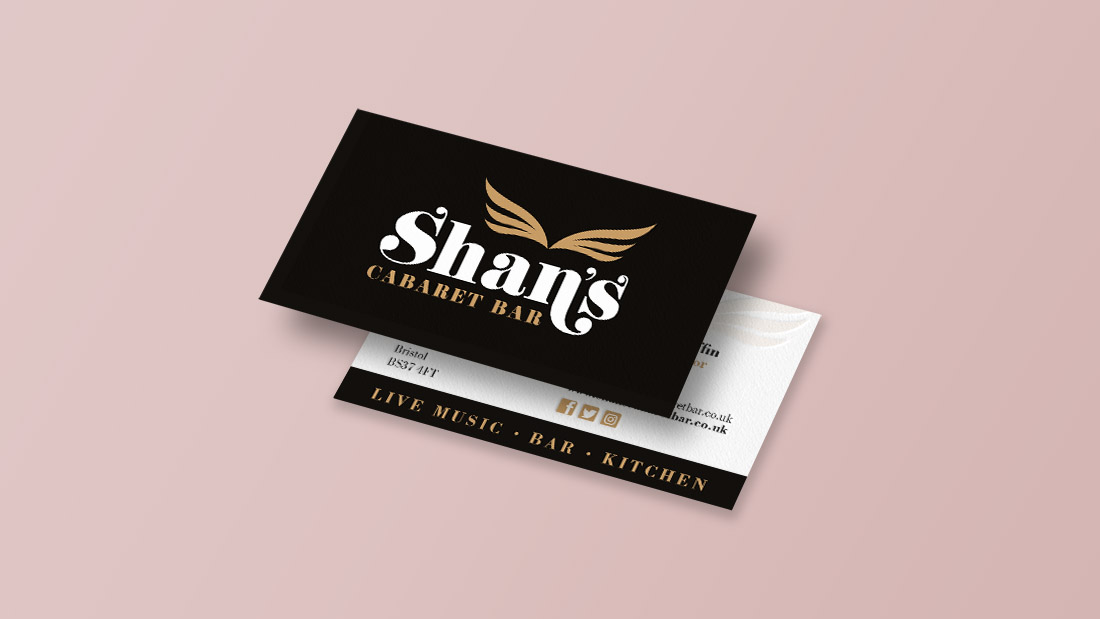 Shans Business Cards