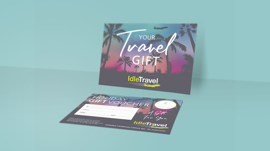 The Yorkshire Marketing Company - Idle Travel