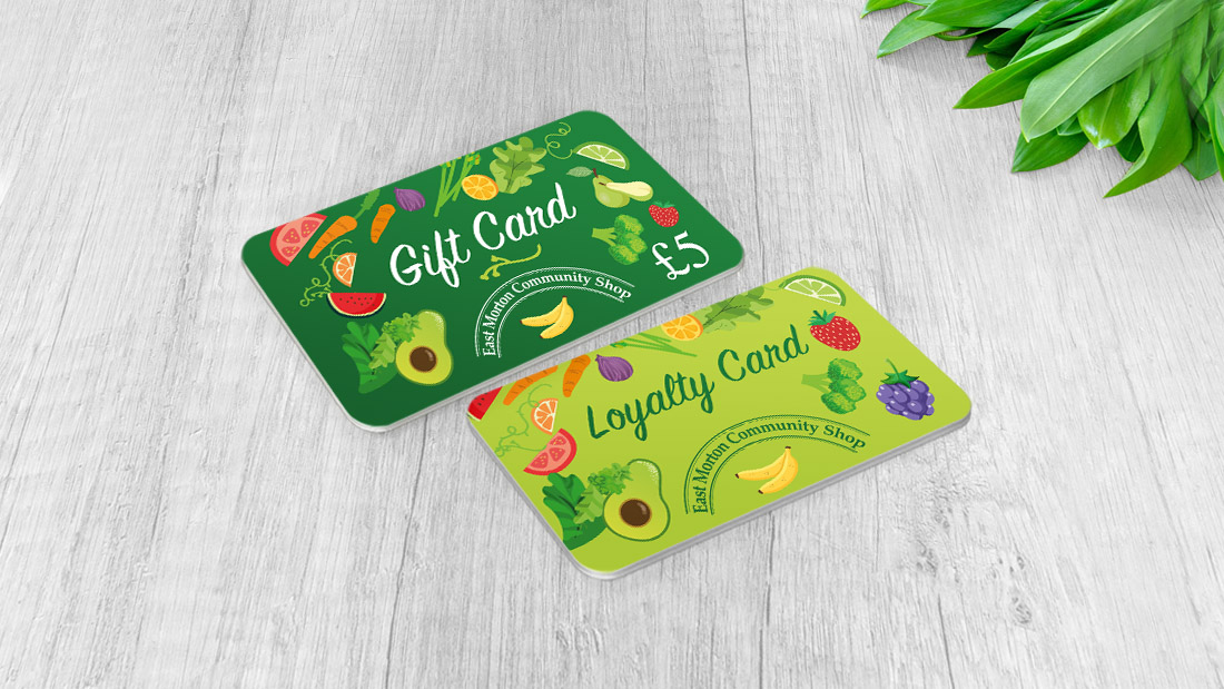 The Yorkshire Marketing Company - East Morton Gift Cards