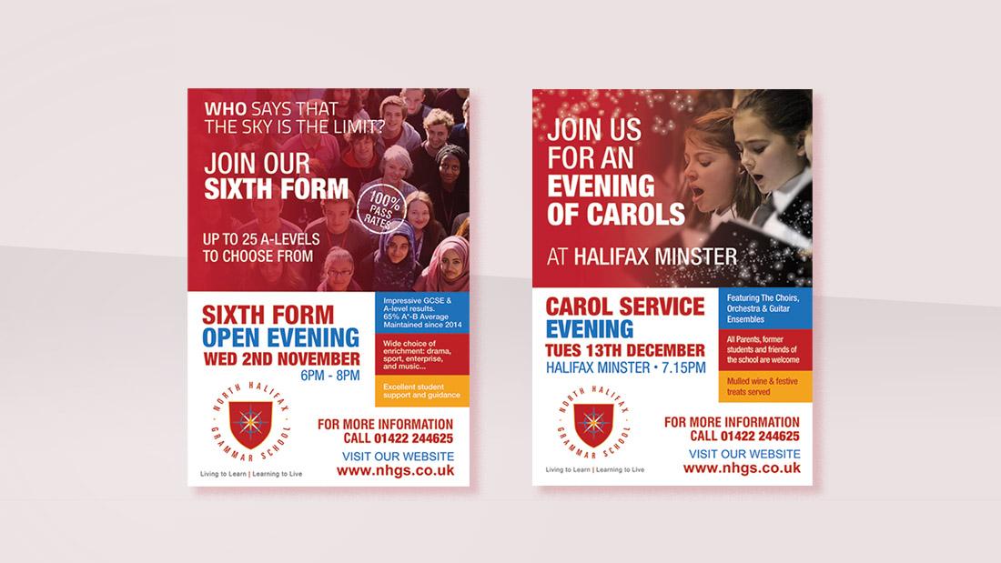 The Yorkshire Marketing Company - North Halifax Grammar School