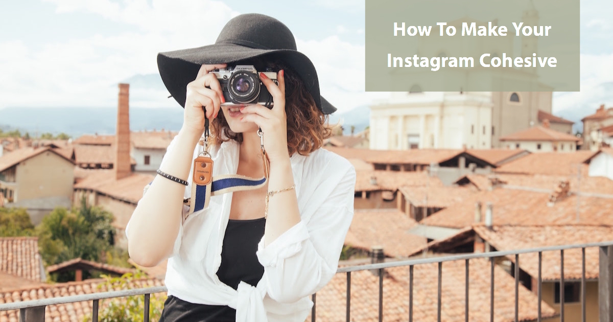 How to make your instagram cohesive by The Yorkshire Marketing Company