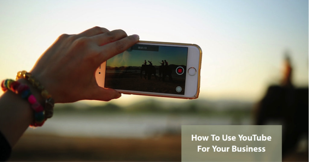 How to use Youtube for business by The Yorkshire Marketing Company