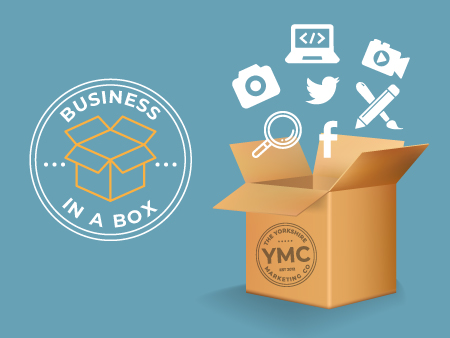 The Yorkshire Marketing Company Business in a Box