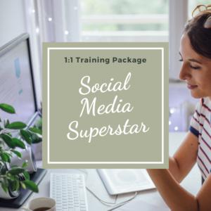 Social Media Superstar Package