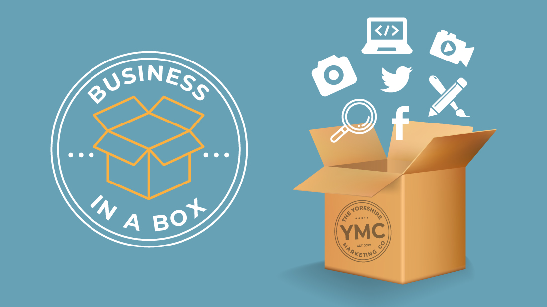 Yorkshire Marketing Company Business in a Box